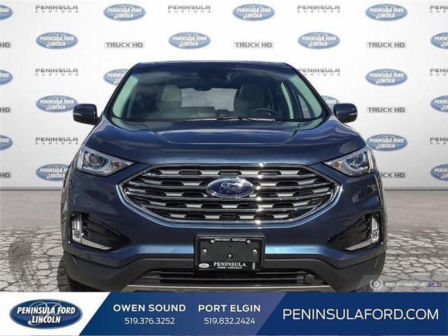 2019 Ford Edge Titanium (Stk: 19ED35) in Owen Sound - Image 2 of 25