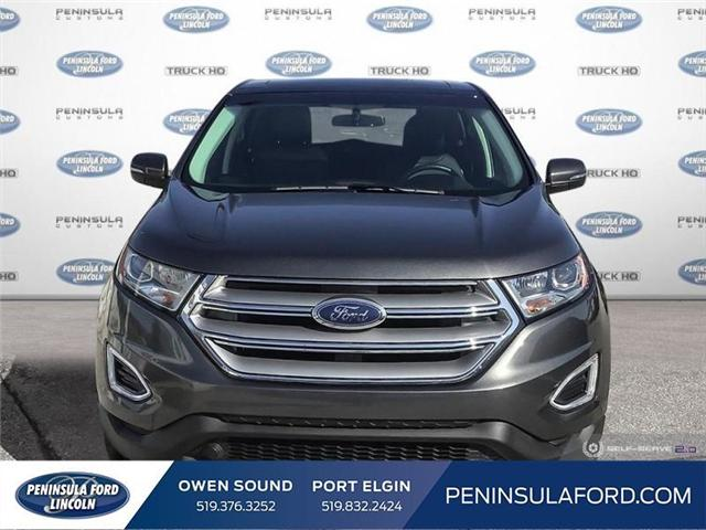 2018 Ford Edge SEL (Stk: 1734) in Owen Sound - Image 2 of 24