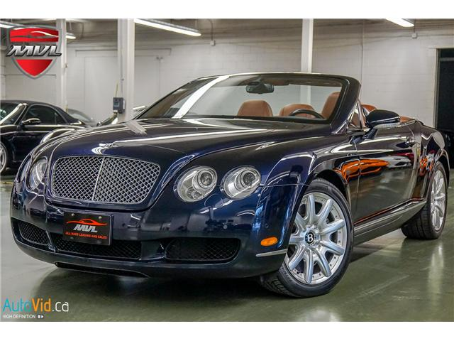 2007 Bentley Continental GTC  (Stk: ) in Oakville - Image 2 of 44