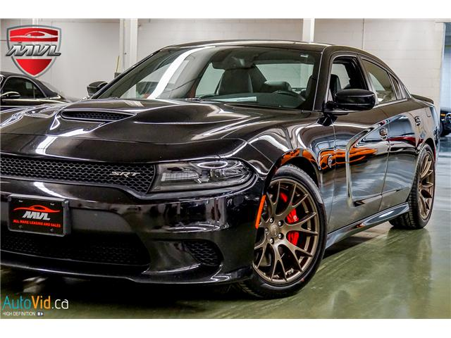 2015 Dodge Charger SRT Hellcat (Stk: ) in Oakville - Image 1 of 41