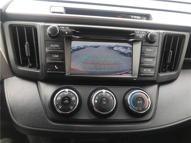 2017 Toyota RAV4  (Stk: P0054750) in Cambridge - Image 13 of 14