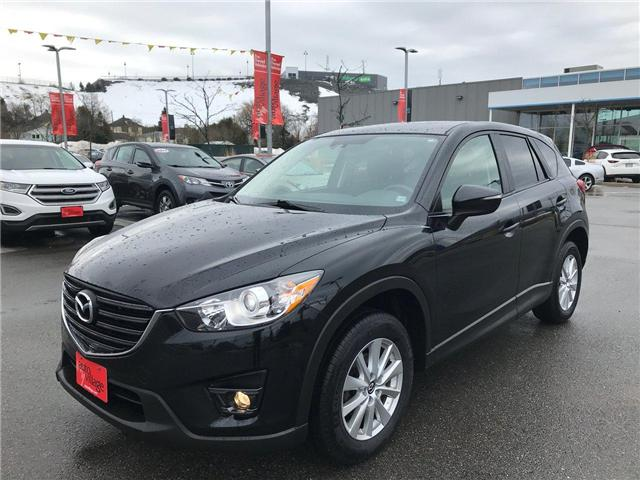 2016 Mazda CX-5 GS (Stk: P631207) in Saint John - Image 1 of 32