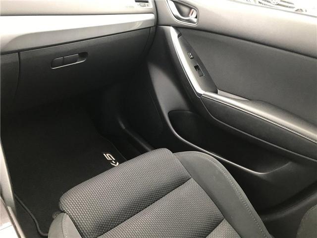 2016 Mazda CX-5 GS (Stk: P631207) in Saint John - Image 25 of 32
