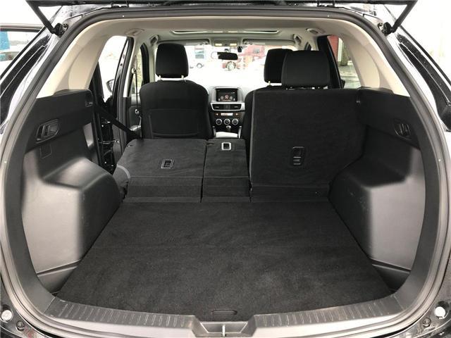 2016 Mazda CX-5 GS (Stk: P631207) in Saint John - Image 31 of 32