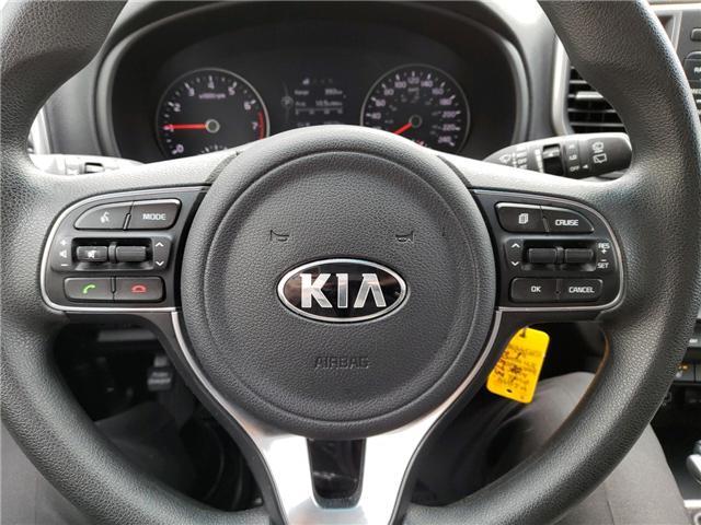 2019 Kia Sportage LX (Stk: U1024) in Hebbville - Image 25 of 25