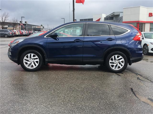 2016 Honda CR-V SE (Stk: U16042) in Barrie - Image 3 of 6
