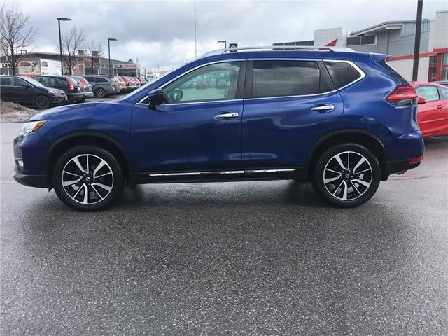 2017 Nissan Rogue  (Stk: U17911) in Barrie - Image 3 of 19