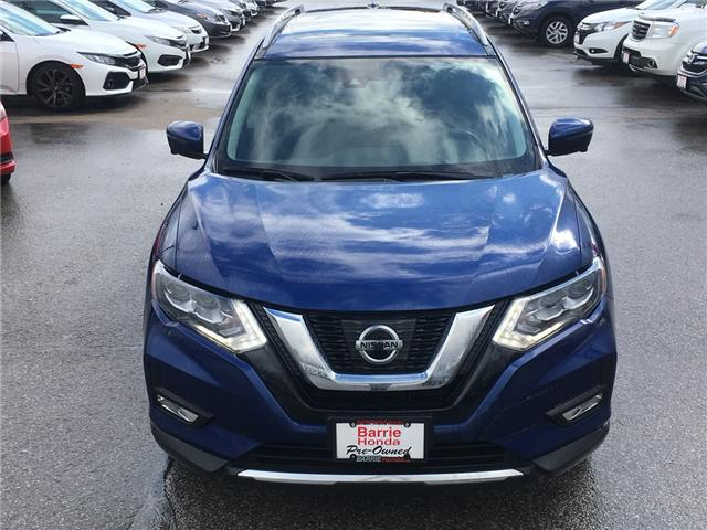 2017 Nissan Rogue  (Stk: U17911) in Barrie - Image 2 of 19