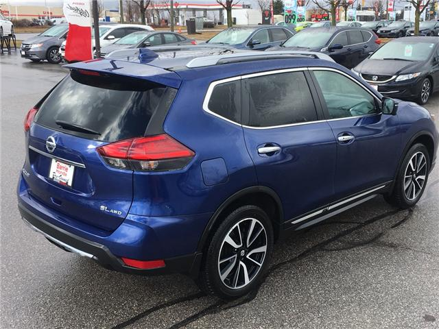 2017 Nissan Rogue  (Stk: U17911) in Barrie - Image 6 of 19
