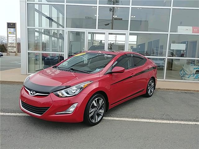 2016 Hyundai Elantra Sport Appearance (Stk: 18290A) in New Minas - Image 1 of 20
