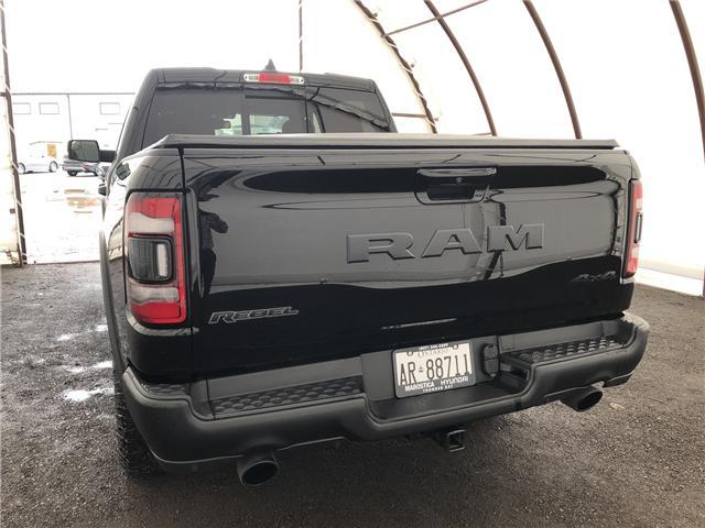 2019 RAM 1500 Rebel (Stk: 15841A) in Thunder Bay - Image 4 of 22