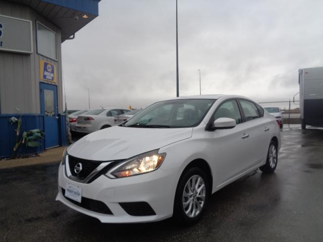 2018 Nissan Sentra 1.8 SV (Stk: I7516) in Winnipeg - Image 1 of 19