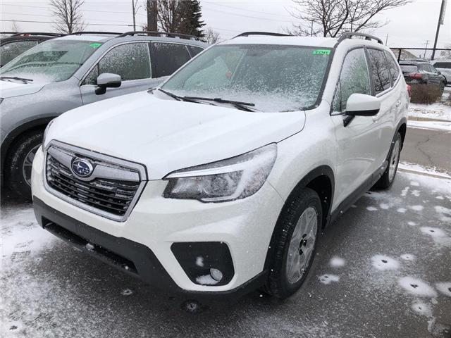 2019 Subaru Forester  (Stk: 19SB369) in Innisfil - Image 1 of 5