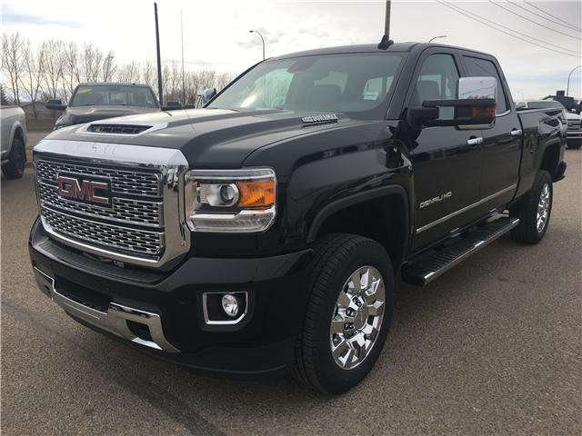 2019 GMC Sierra 2500HD Denali (Stk: 173429) in Medicine Hat - Image 4 of 29