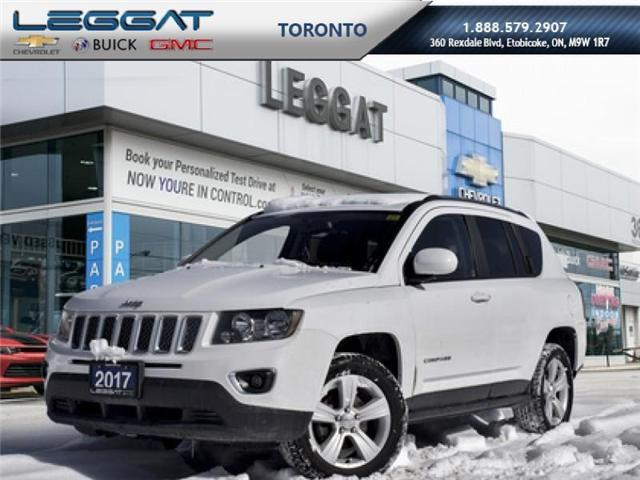 2017 Jeep Compass Sport/North (Stk: T11494A) in Etobicoke - Image 1 of 21
