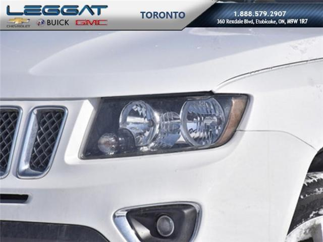 2017 Jeep Compass Sport/North (Stk: T11494A) in Etobicoke - Image 2 of 21