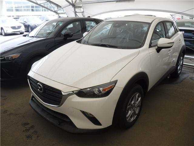 2019 Mazda CX-3 GS (Stk: M2012) in Calgary - Image 1 of 1