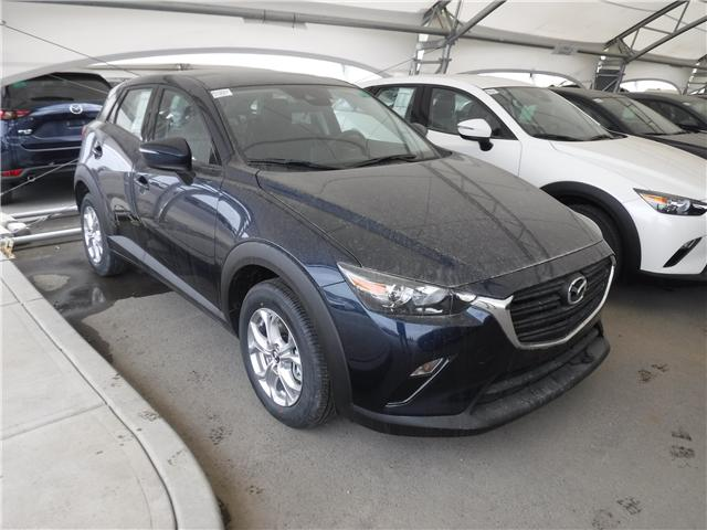 2019 Mazda CX-3 GS (Stk: M1993) in Calgary - Image 1 of 1
