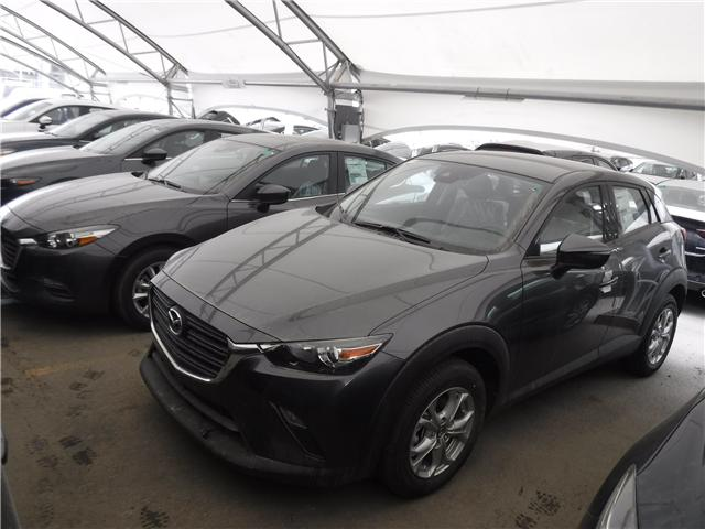 2019 Mazda CX-3 GS (Stk: M1915) in Calgary - Image 1 of 1