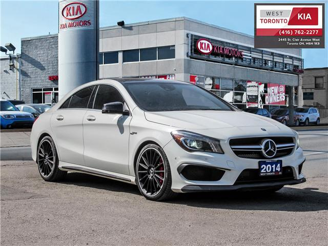 2014 Mercedes-Benz CLA-Class Base (Stk: P475) in Toronto - Image 3 of 26