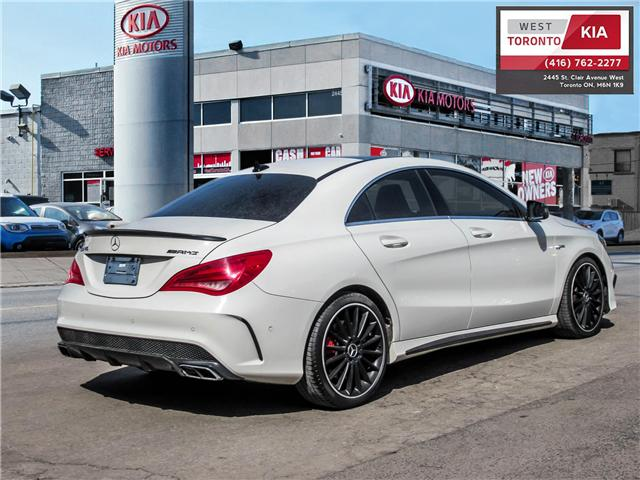 2014 Mercedes-Benz CLA-Class Base (Stk: P475) in Toronto - Image 5 of 26
