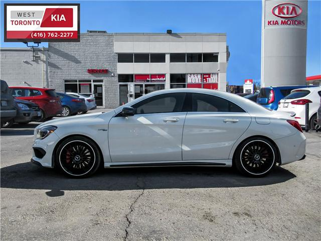 2014 Mercedes-Benz CLA-Class Base (Stk: P475) in Toronto - Image 7 of 26