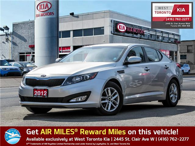 2012 Kia Optima LX (Stk: P489) in Toronto - Image 1 of 17