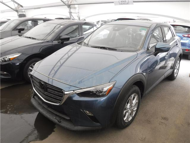 2019 Mazda CX-3 GS (Stk: M1947) in Calgary - Image 1 of 1