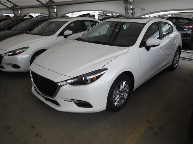 2018 Mazda Mazda3 GS (Stk: M1717) in Calgary - Image 1 of 1