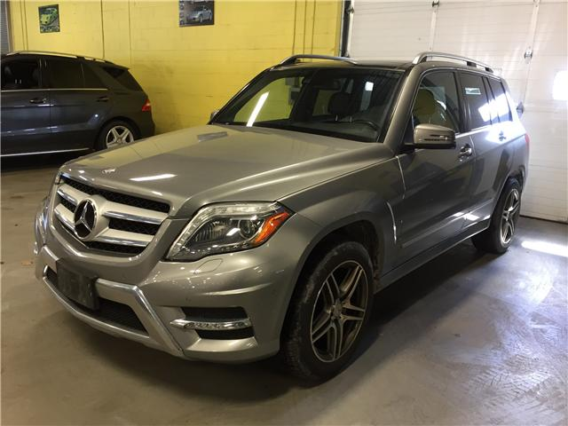 2013 Mercedes-Benz Glk-Class Base (Stk: C5600) in North York - Image 1 of 3