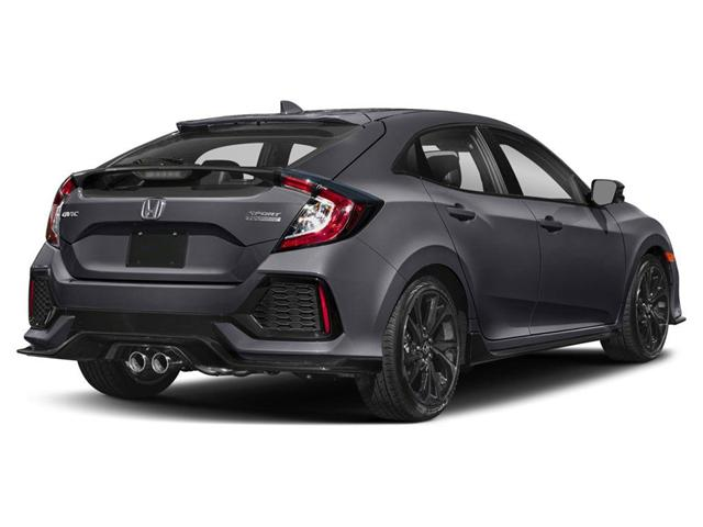 2019 Honda Civic Sport Touring (Stk: H5393) in Waterloo - Image 3 of 9