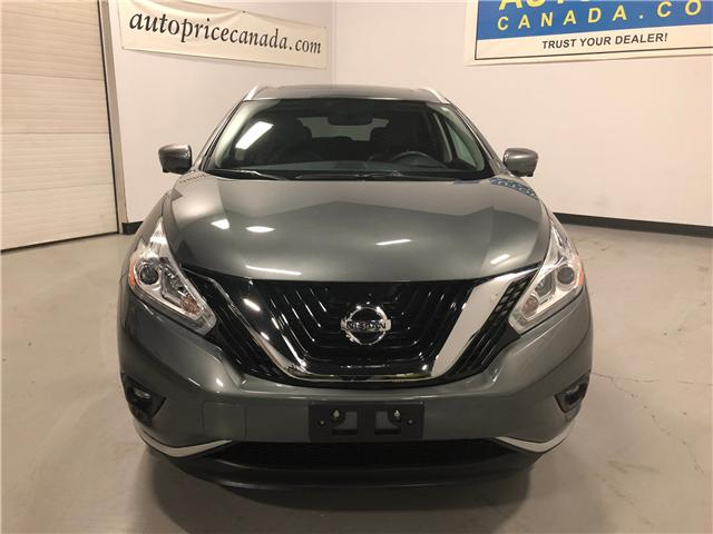 2016 Nissan Murano SL (Stk: W0238) in Mississauga - Image 2 of 28