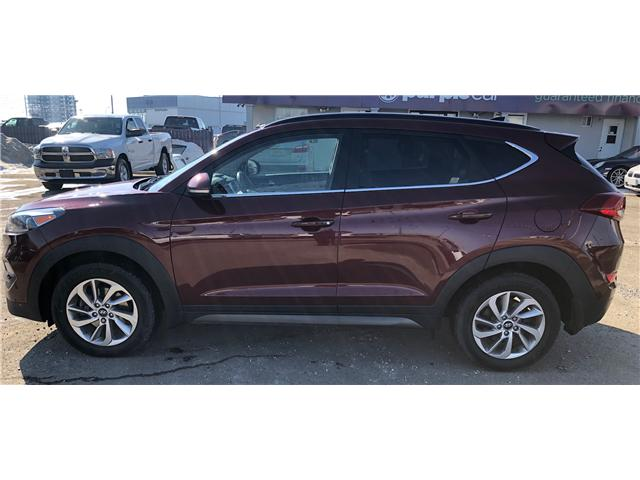 2016 Hyundai Tucson Luxury (Stk: P0871) in Edmonton - Image 1 of 11