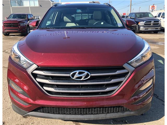 2016 Hyundai Tucson Luxury (Stk: P0871) in Edmonton - Image 3 of 11