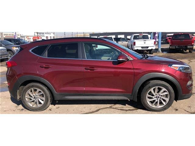 2016 Hyundai Tucson Luxury (Stk: P0871) in Edmonton - Image 4 of 11