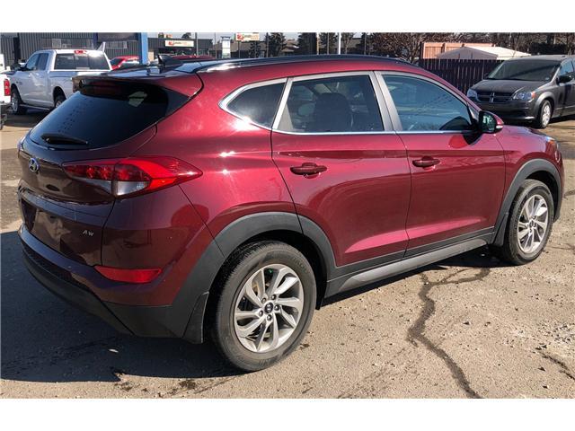 2016 Hyundai Tucson Luxury (Stk: P0871) in Edmonton - Image 5 of 11