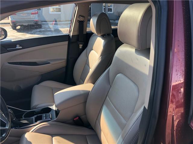 2016 Hyundai Tucson Luxury (Stk: P0871) in Edmonton - Image 6 of 11