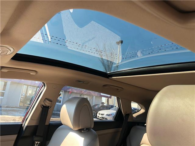 2016 Hyundai Tucson Luxury (Stk: P0871) in Edmonton - Image 9 of 11