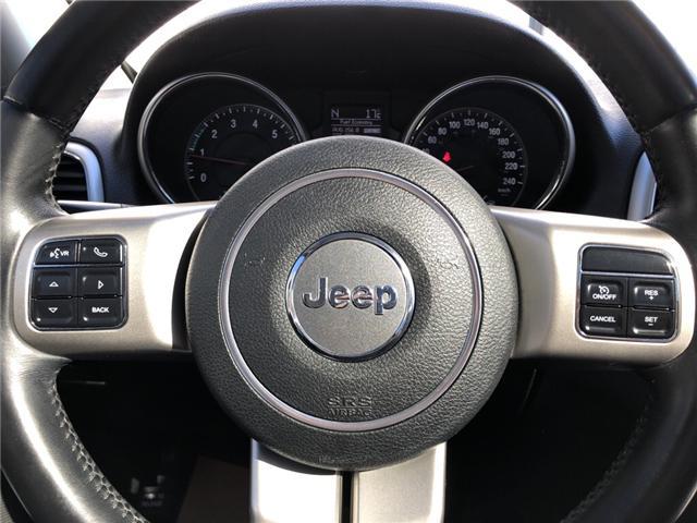 2011 Jeep Grand Cherokee Laredo (Stk: 14599) in Fort Macleod - Image 14 of 21