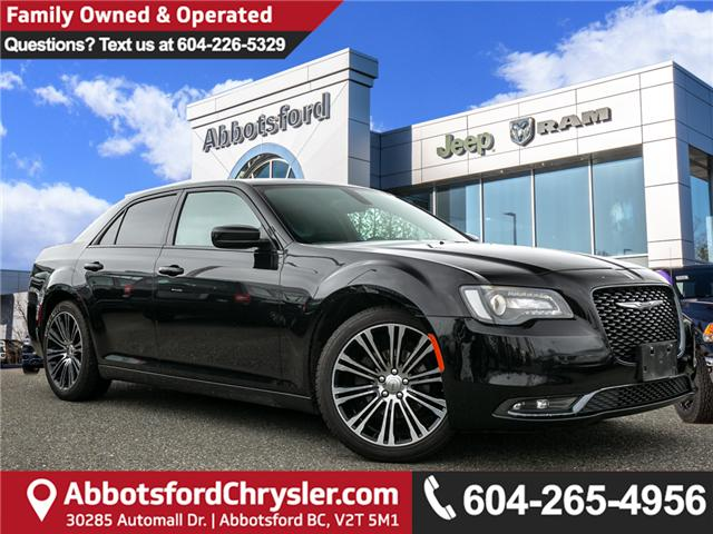 2016 Chrysler 300 S (Stk: AG0930A) in Abbotsford - Image 1 of 22
