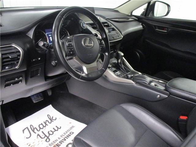2017 Lexus NX 200t Base (Stk: 1271081 ) in Regina - Image 14 of 35