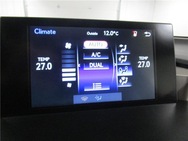 2017 Lexus NX 200t Base (Stk: 1271081 ) in Regina - Image 21 of 35