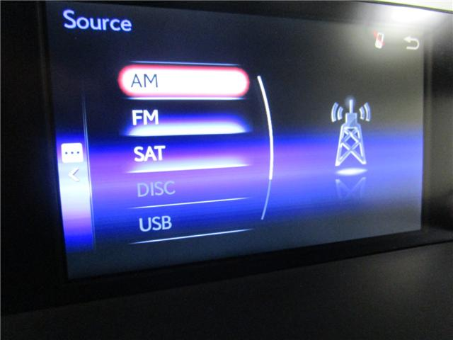 2017 Lexus NX 200t Base (Stk: 1271081 ) in Regina - Image 24 of 35