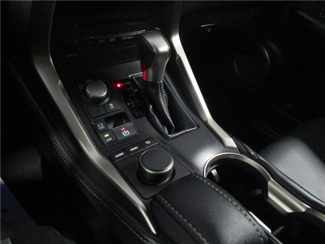 2017 Lexus NX 200t Base (Stk: 1271081 ) in Regina - Image 27 of 35
