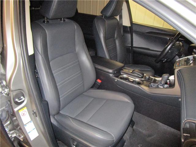 2017 Lexus NX 200t Base (Stk: 1271081 ) in Regina - Image 34 of 35