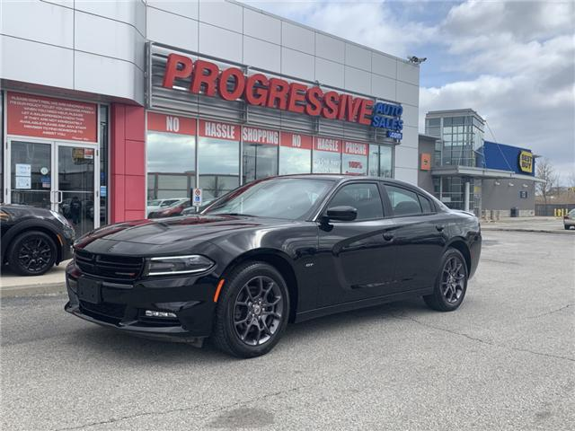 2018 Dodge Charger GT (Stk: JH281602) in Sarnia - Image 1 of 27