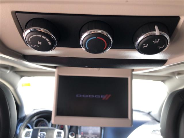 2017 Dodge Journey GT (Stk: 14734) in Fort Macleod - Image 11 of 23