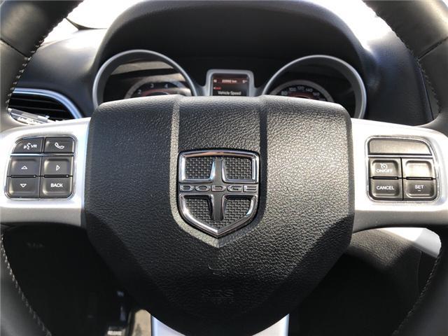 2017 Dodge Journey GT (Stk: 14734) in Fort Macleod - Image 16 of 23