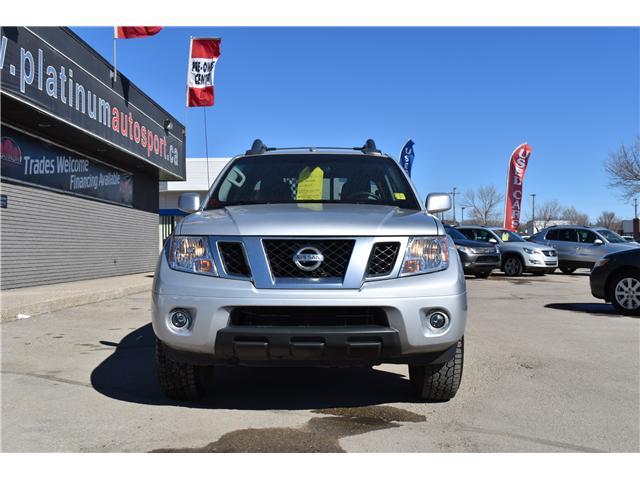 2018 Nissan Frontier PRO-4X (Stk: PP429) in Saskatoon - Image 2 of 27