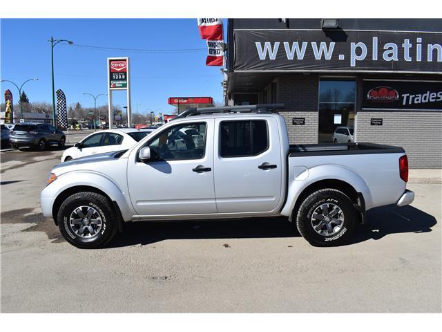 2018 Nissan Frontier PRO-4X (Stk: PP429) in Saskatoon - Image 3 of 27
